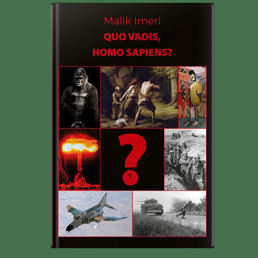 Malik Imeri Quo vadis homo sapiens?