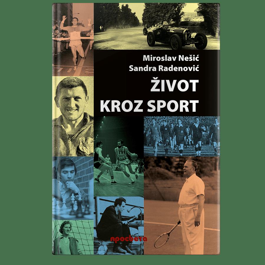 Miroslav Nesic Sandra Radenkovic Zivot kroz sport 1
